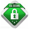 SSL Secured Website for safe shopping