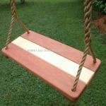 Cherry Maple Wide Tree Swing