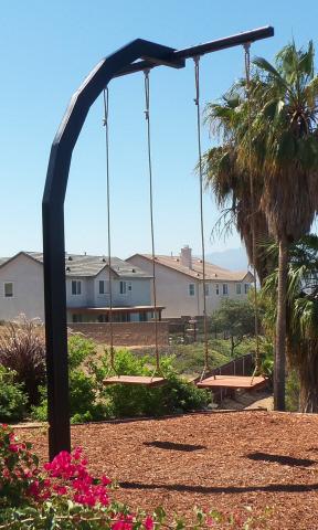 Custom Tree Swing Stand
