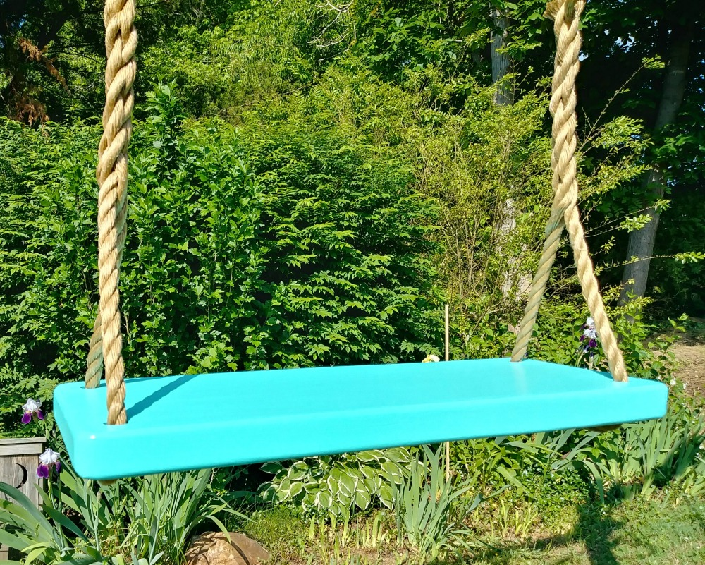 Sea Foam 4 Hole Appalachian Tree Swing
