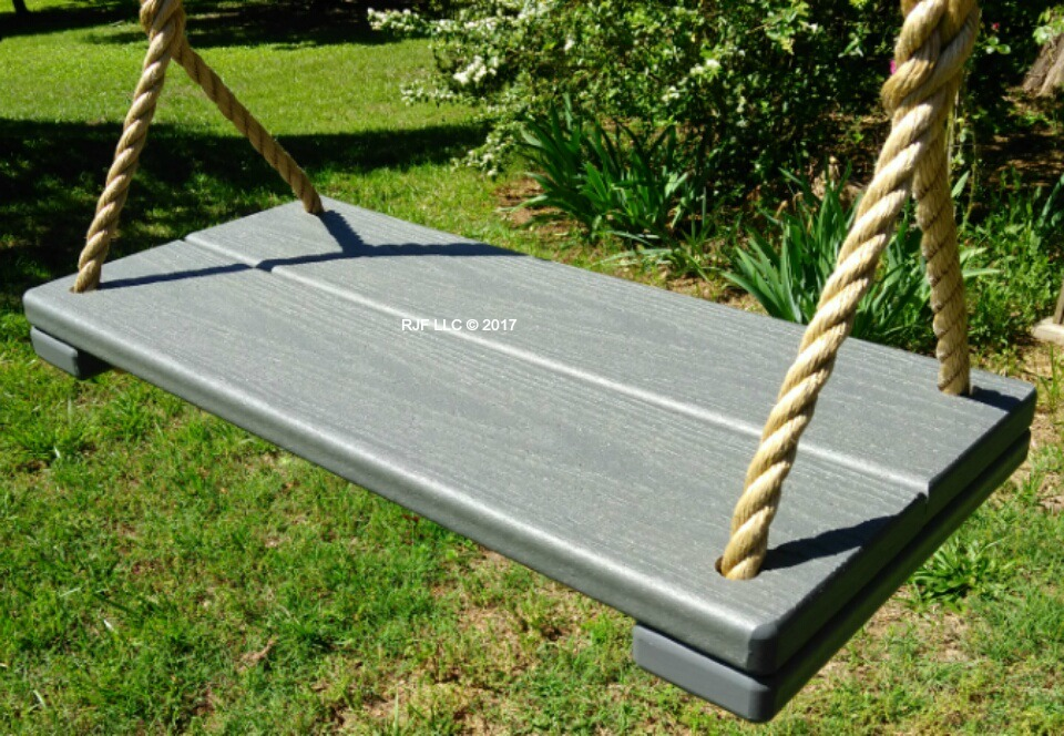 Composite Material Tree Swing