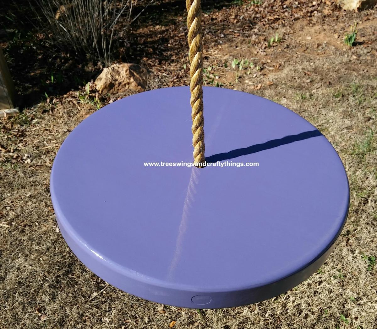 Purple Disc Swing