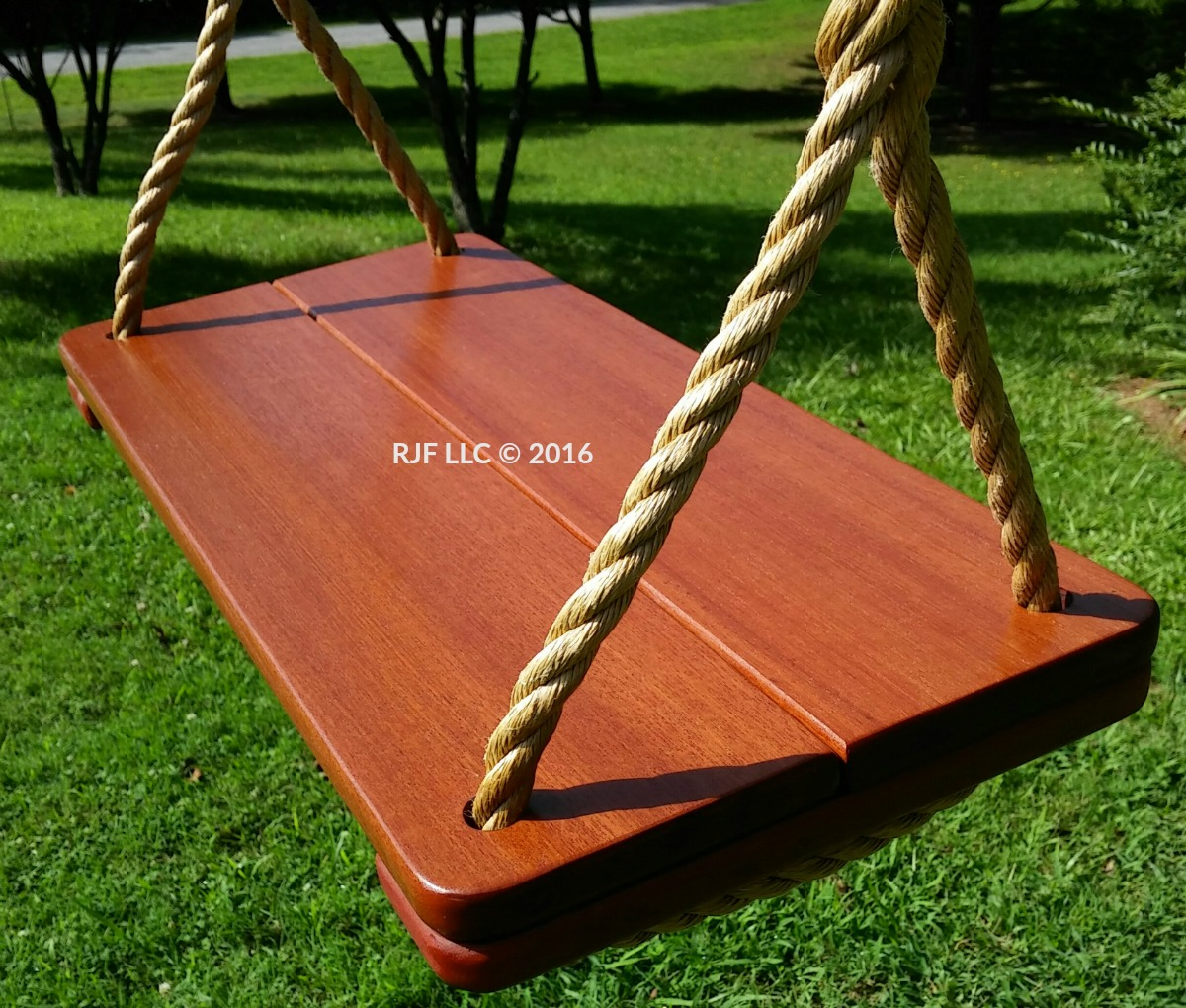 Brazilian Redwood Tree Swing