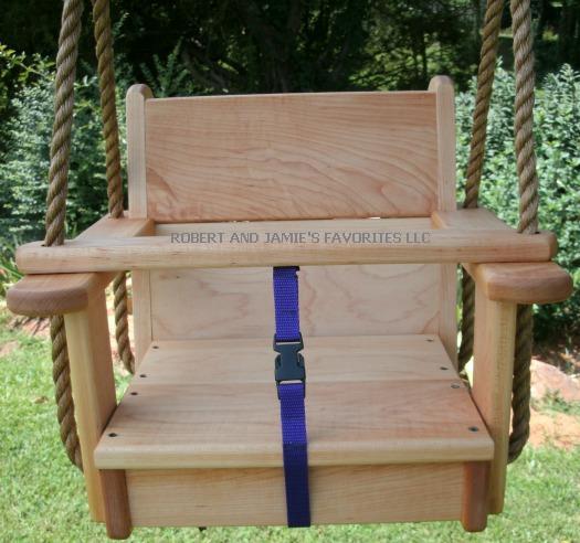Premium Kids Seat Swing